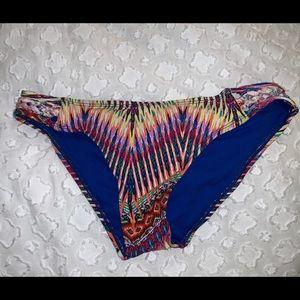 Perfect Condition colorful bikini bottom fit S, XS